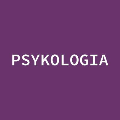 Navigointikuva psykologian oppiaineelle.