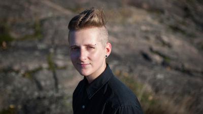 A heter Marina Moliis-Mellbergs debutbok.