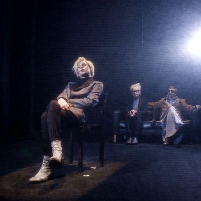 Foto från Andy Warhol Superstars