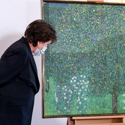 Gustav Klimtin maalaus palautettiin alkuperäisille omistajilleen.