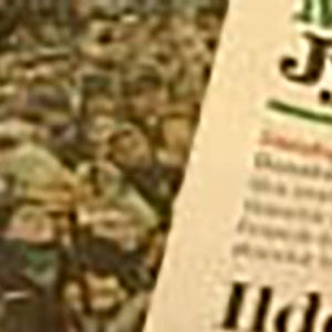 Yksityiskohta Jylland-Posten -lehden sivulta
