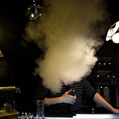 Konsumtionen av e-cigaretter har ökat kraftigt i USA.