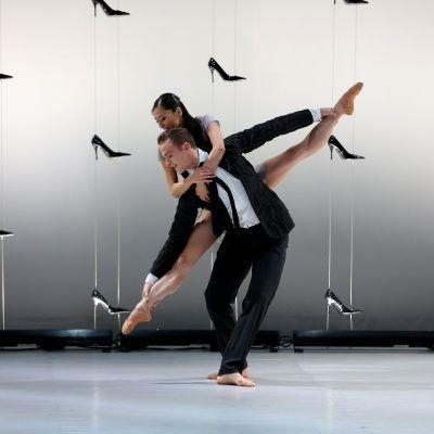 Malandain Ballet Biarritzin Tuhkimo