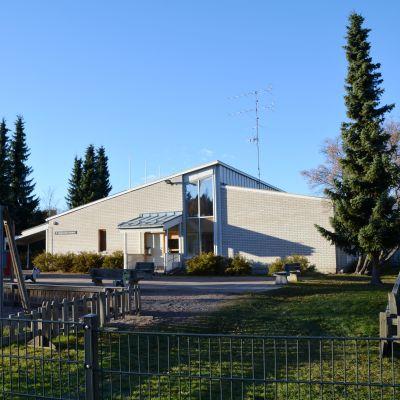 Kartanoniitty daghem i Borgå.