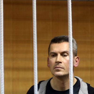 Ryska miljardären Zijavudin Magomedov.