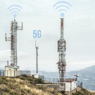 5G-teknik.