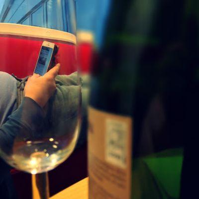 Viini, humala.