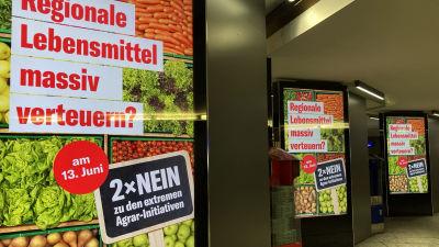 Schweizarna vill inte förbjuda syntetiska bekämpningsmedel men säger ja  till kontroversiella antiterrorlagar – Utrikes – svenska.yle.fi