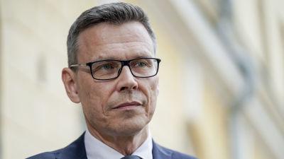 Mikko Spolander VM:n infossa 16.6.2020