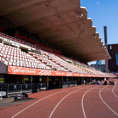 Ratinan stadion.
