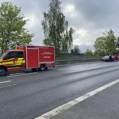 onnettomuus rajasillan sillalla