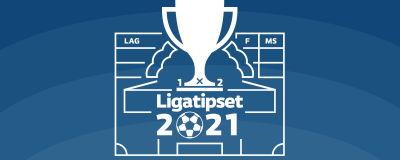 Logo för ligatipset 2021
