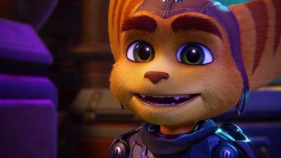En figur i ett tv-spel.