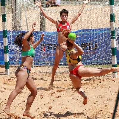 beachhandboll