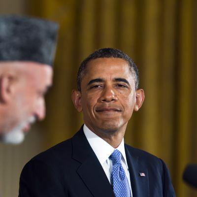 Karzai avslutar sitt USA-besök