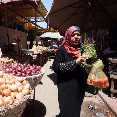 Kairolainen vihannestori