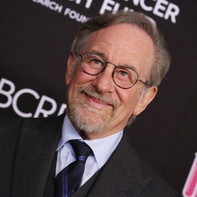 Filmregissören Steven Spielberg.