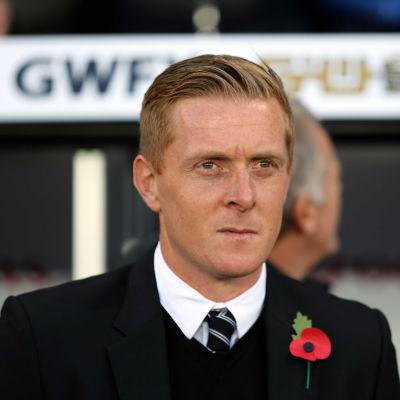 Garry Monk har gjort sitt i Swansea.