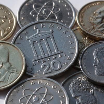 Grekiska euromynt