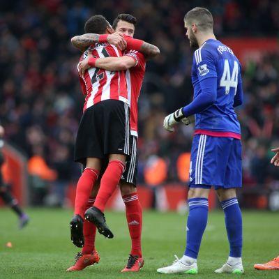 Southampton stod för en makalös vändning mot Liverpool.