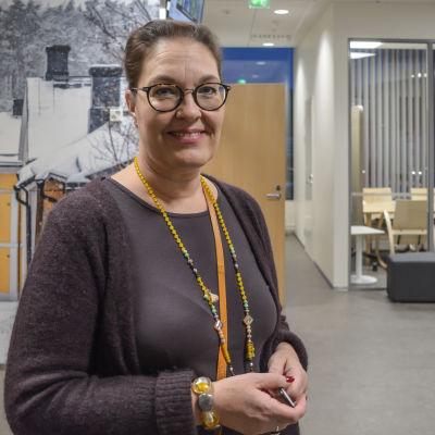 Sari Gustafsson vd för Careeria