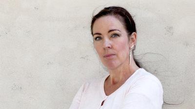 Porträtt på Jenny Westerstrand.