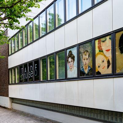 Riihimäen taidemuseo.