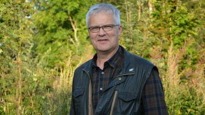 Porträttfoto av Stefan Pellas.
