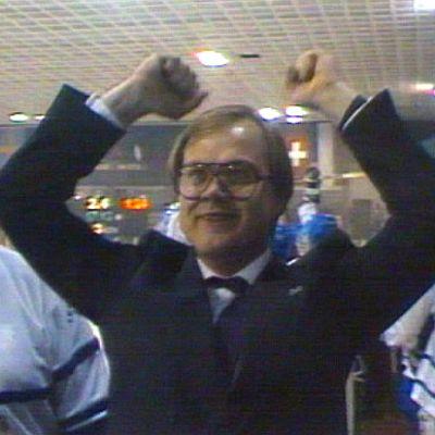 Hannu Jortikka 1987