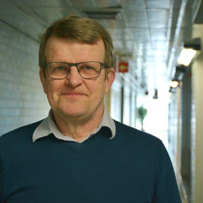 Sociolog Kjell Herberts.