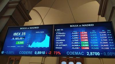 Börsen i Madrid