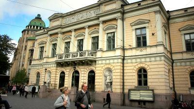 Gamla studenthuset i Helsingfors.