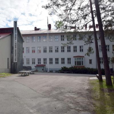 Källhagens skola i Lojo.