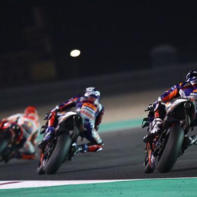 MotoGP:n kuvituskuvaa