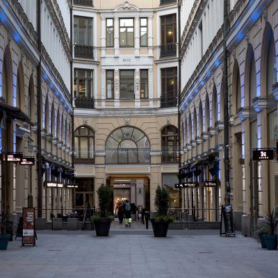 Vanha kauppakuja Helsinki