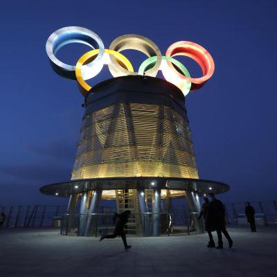 180 medborgarorganisationer kräver en bojkott av vinter-OS i Peking år 2022.