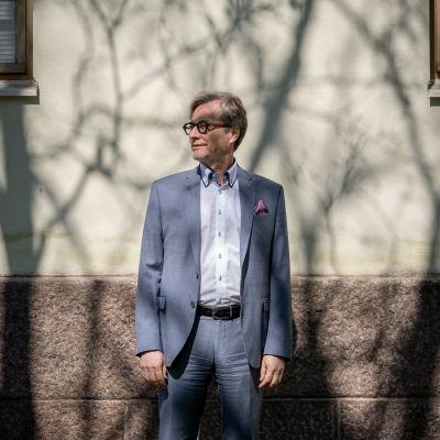 Johtajaylilääkäri Markku Mäkijärvi, HUS Meilahti, Helsinki, 5.5.2020.