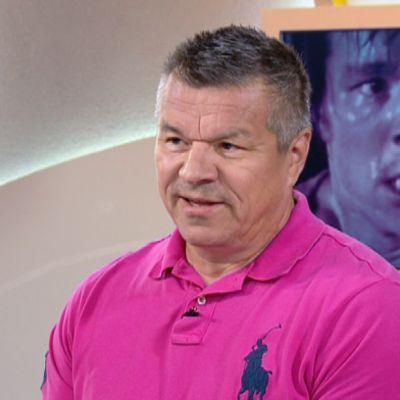 Näyttelijä Jarmo Mäkinen