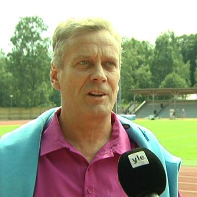 Leif Lampenius bedömer Finlands målchanser