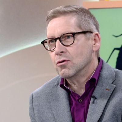 Tuholaisteknikko Stig Kvarnström.