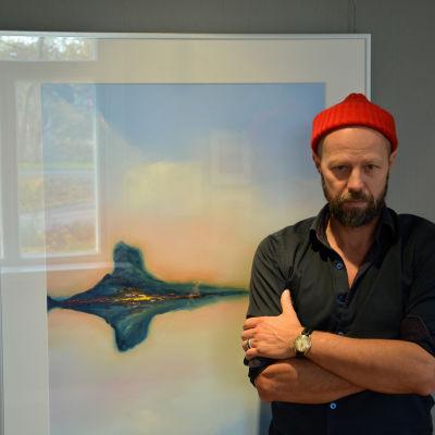 Erik Salvesens utställning