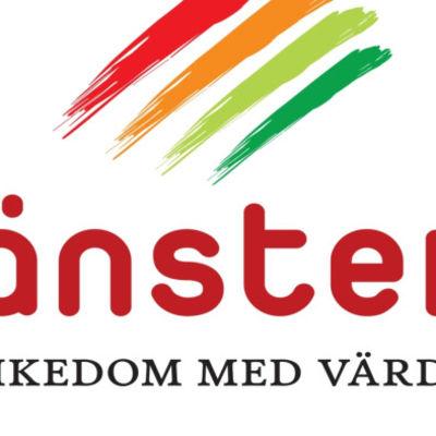 Vänsterförbundets logotyp