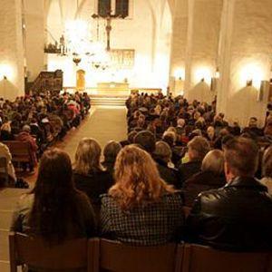 Många samlades till minnesgudstjänst