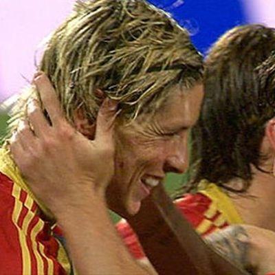 Spanien firar