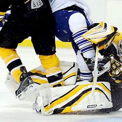 Tim Thomas, Boston Bruins