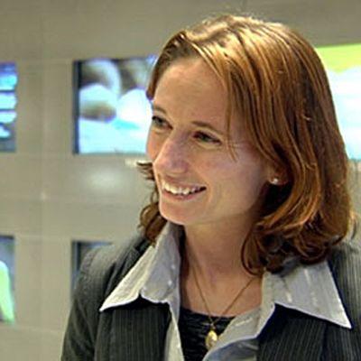 Christina Forssell, mental tränare