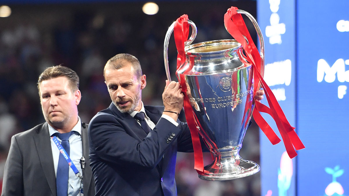 """Uefa bekräftar historisk förändring – bortamålsregeln skrotas efter 56 år: """"Fick en motsatt effekt"""""""
