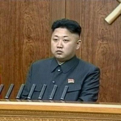 Nordkoreas ledare Kim Jong-Un