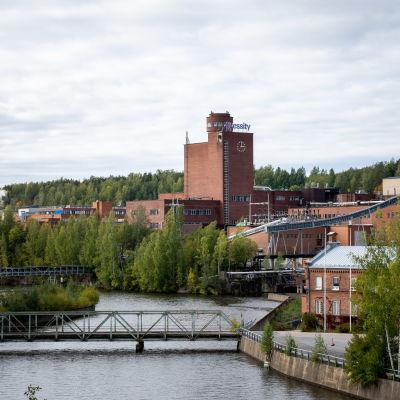 Essity Finland Nokialla.