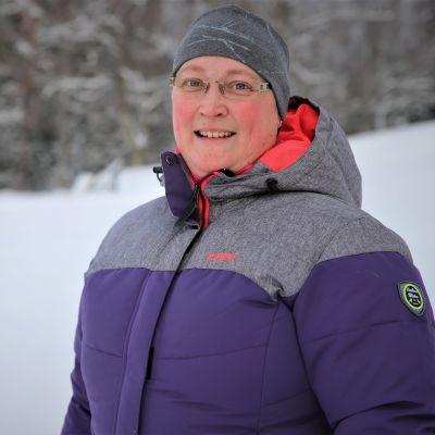 Eva-Maria Strömsholmin elämä mullistui syövän myötä.